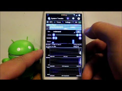 How to Overclock your CPU to 1.9Gz on the Galaxy S3 with Lean Kernel