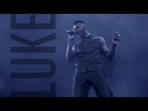 The Mrs. Carter Show: Luke James