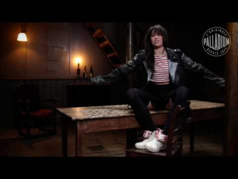 Palladium Authenticity - Daisy Lowe