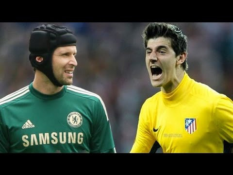 Thibaut Courtois VS Petr Cech - Who's Better ?