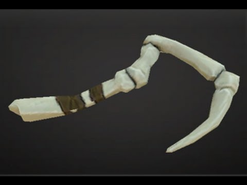 Pudge Dragonclaw Hook Cosmetic Store Item