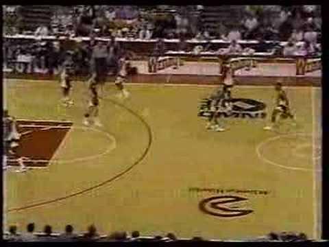 Atlanta Hawks v Indiana Pacers 1991