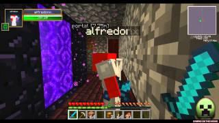 SimiosCraft #7 (AL INFIERNO!!!) - Minecraft en Español - GOTH