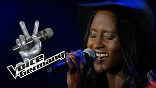 Hold On, We're Going Home - Drake | Laura Jane Fischer | The Voice of Germany 2016 | Blind Audition