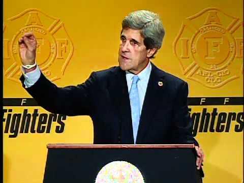 U.S. Senator John Kerry (D-MA)