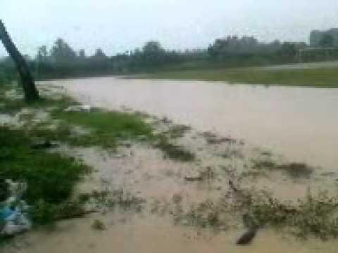 banjir taman  desa kenangan,kuala nerang