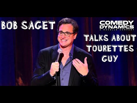 Bob Saget - Tourettes Guy (Stand up Comedy)