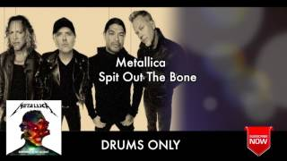 "Metallica ""Spit Out The Bone"" Drums Only ""Backing Track"""