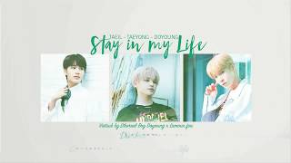 [VIETSUB] Stay In My Life - NCT (TAEIL, TAEYONG, DOYOUNG) |