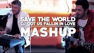 download musica Save The World & Dj Got Us Fallin In Love Malbec Trio MASHUP
