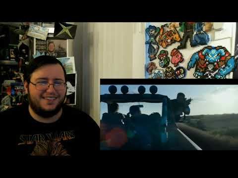 Gors Triple Frontier Official Trailer REACTION