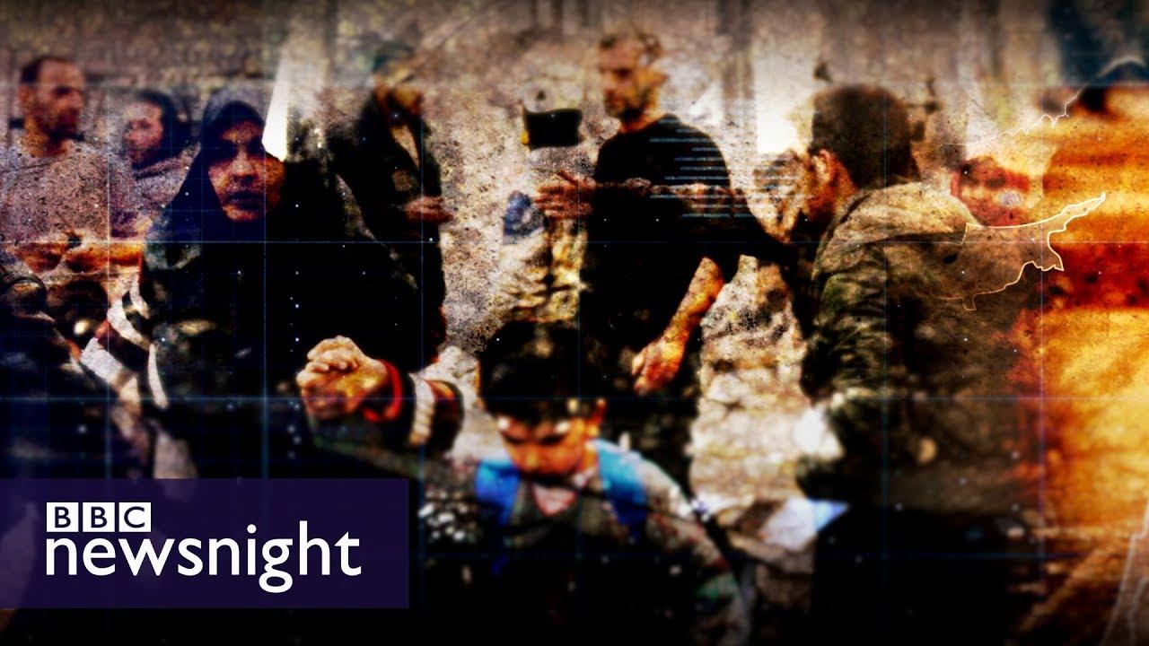 Syria war: hospitals under attack - BBC Newsnight