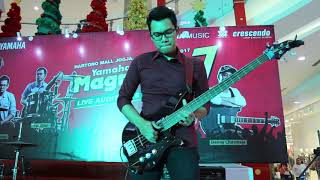 Yamaha Magnificent 7 2017 Live Audition Aditya Akbar