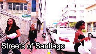 Dominican Republic - Streets of Santiago - 2017 (4K)