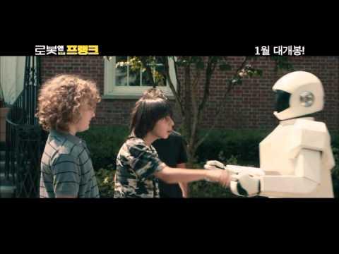 [로봇 앤 프랭크] 예고편 Robot & Frank (2012) trailer