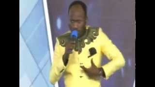 #Apostle Johnson Suleman #I Cannot Be Wasted #1of2