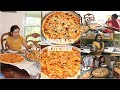 Time-lapse Our Homemade Family Pizza Day Vlog with GoPro| Bhavna's Kitchen