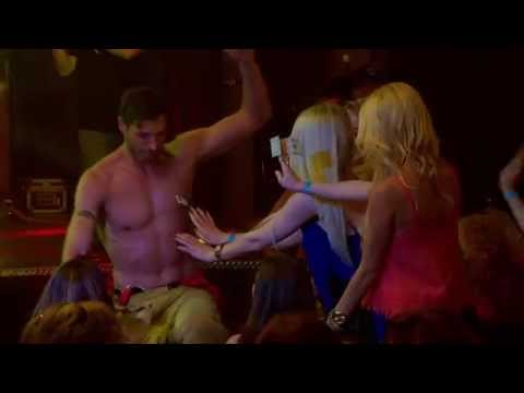 Bachelorette Andi Gets A Stripper Show From Her 19 Hot Men video