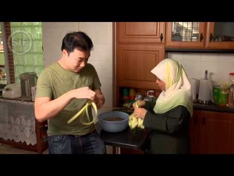 Ketupat: The making of