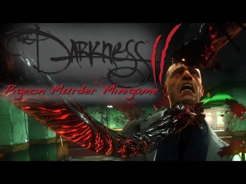 The Darkness II - Pigeon Murder Montage