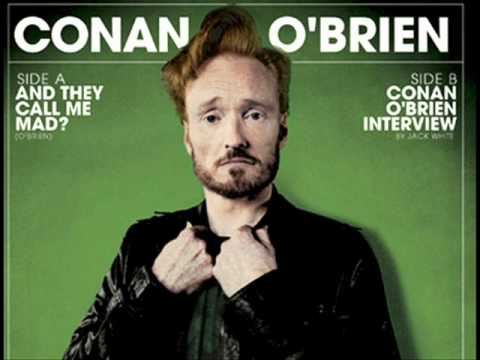 Conan O'Brien Premiere Part 3: Jack White Interviews Conan (Aired on SIRIUS XM) Video