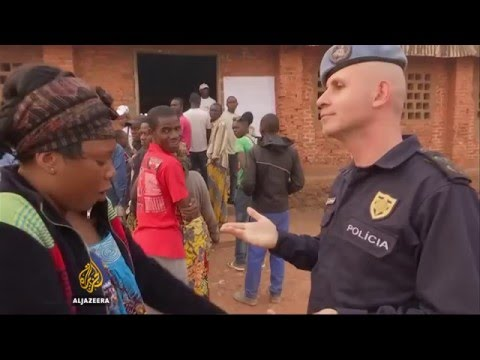 Central African Republic heads to polls amid years of violence