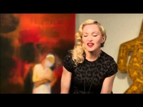 Madonna - Interview for The Important TV (03/09/15) [Full]