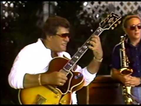 1986 Jazz Festival Robert Conti