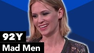Matthew Weiner January Jones And Jessica Paré On Mad Men And The Wives Of Don Draper