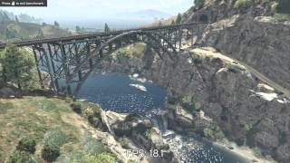 "Intel HD 5500 ""Broadwell"" Gaming - Grand Theft Auto V - 4170 driver testing"
