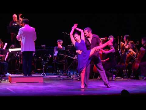 Pan Am Symphony plays Triunfal by Astor Piazzolla