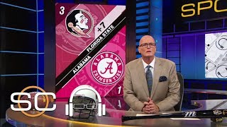 SVP shares his Winners of Week 1 of college football | SC with SVP | ESPN