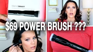 POWER BRUSH YOUR FACE ... WTF???  | First Impressions