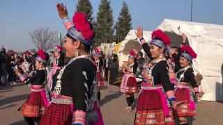 Hmong Cultural New Year in Fresno 2017-18