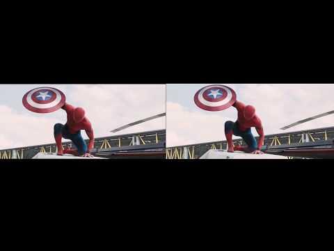 Spiderman homecoming 3D Hindi thumbnail