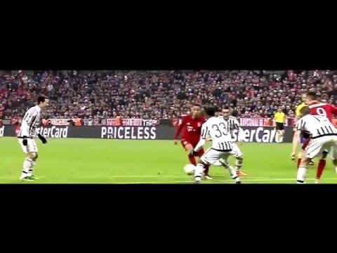 Thiago Alcantara Magic player best skills, assists, goals 2015/16 FC Bayern Munchen
