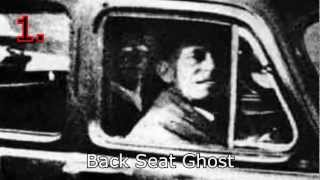 7 Scariest Ghost Images
