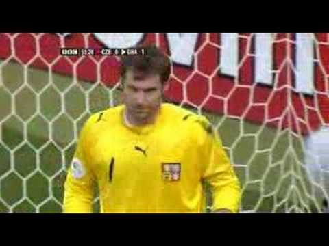 Czech Republic v Ghana - Highlights