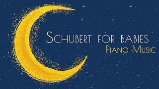 ❤ Baby Schubert · 3 Hours · Classical music for babies