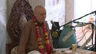 """Taste the unlimited Nectar of Krishna's Name"" HG Sankarshan Das Adhikari VSF - Baltic 2015 July 21"