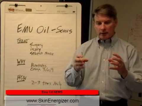 Emu Oil for Scars