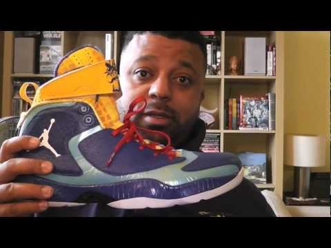 SNEAKER FIENDS UNITE! - AIR JORDAN 2012 'YEAR OF THE DRAGON' Music Videos
