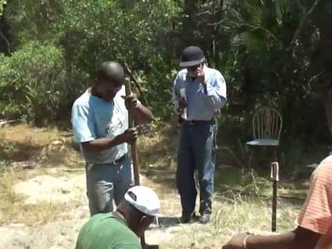 #1. Digging in Rosewood, Florida on June 9, 2011 and keeping history alive. (G.B.R. Production)
