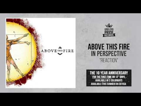 Above This Fire - City Of Locust