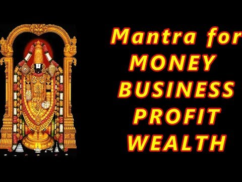 Mantra For Business Growth Profit And Wealth video