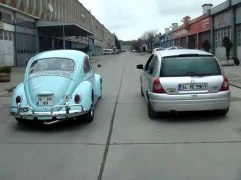 vosvos badem - clio RS 2.0 192 hp