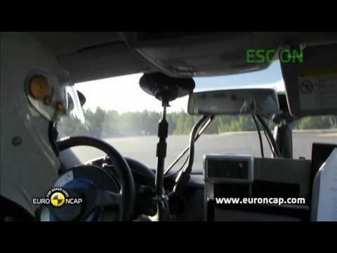 Euro NCAP | Volkswagen Jetta | 2011 | Электронный контроль устойчивости