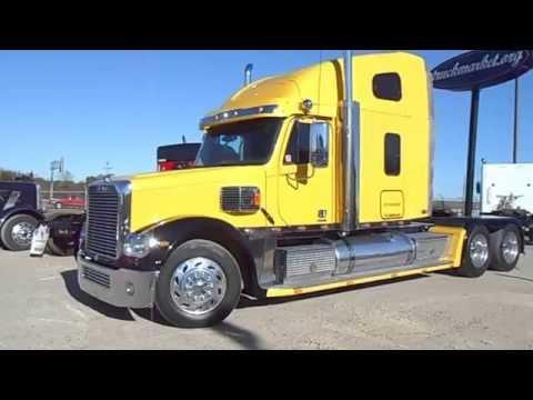 2008 Freightliner Coronado For Sale: