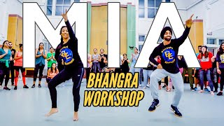 Bhangra Empire Mia Workshop Bad Bunny Ft Drake