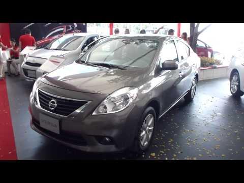 2014 Nissan Versa 2014 al 2015 video venta versión Colombia